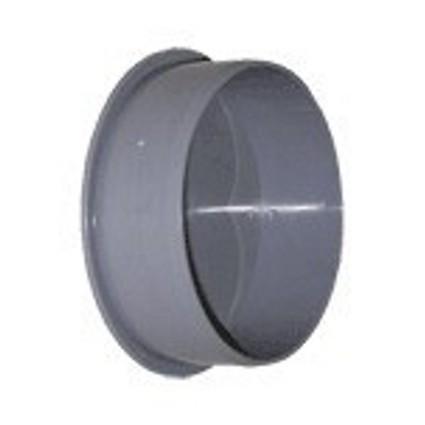 Заглушка Саратовпластика ПП D110 мм