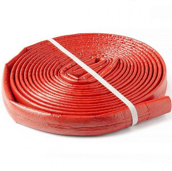Теплоизоляция трубная Энергофлекс Super Protect красная 18х4х11000 мм