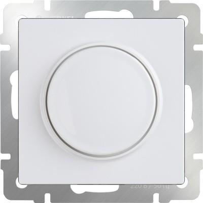 Механизм светорегулятора Werkel WL01-DM600 поворотный белый