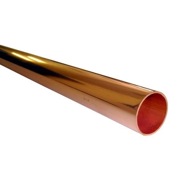 Труба неотожженная Wieland Sanco 15х1х2500 мм