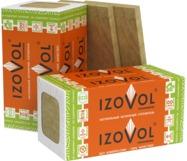 Теплоизоляция Izovol КВ-150 1200х1000х100 мм