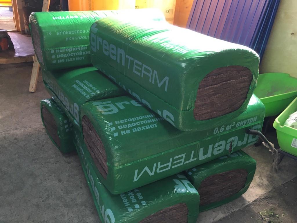 Теплоизоляция ТеплоKnauf GreenTerm 1230х610х50 мм