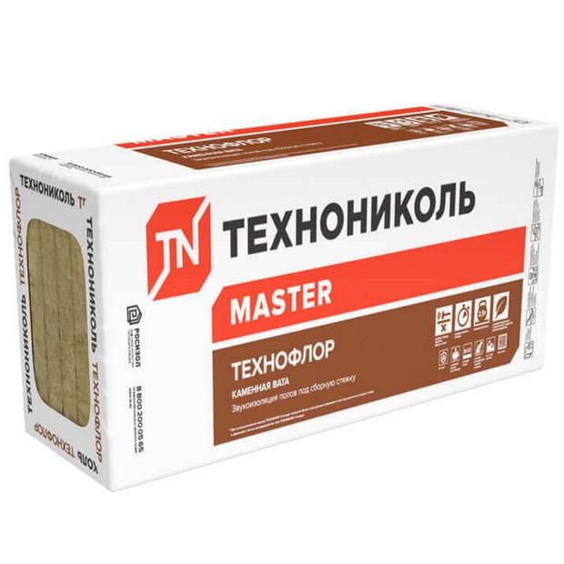 Базальтовая вата Технониколь Технофлор Стандарт 1200х600х30 мм