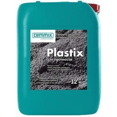 Пластификатор Cemmix Plastix 10 л
