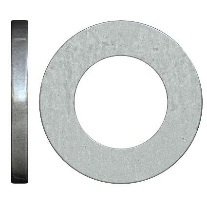 Шайба плоская Хортъ М10 DIN 125 оцинкованная 100 шт.