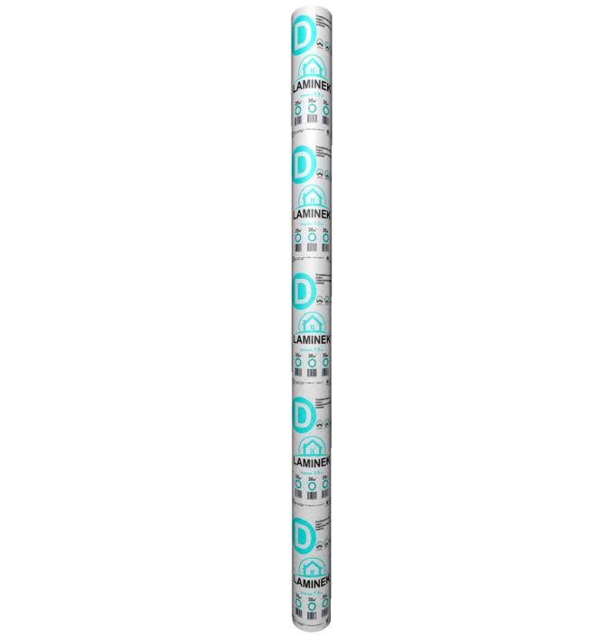 Пленка гидро-пароизоляционная Laminek D 43,75х1,6 м