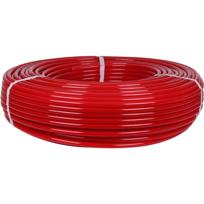 Труба Stout PEX-a SPX-0002-001620 16х2 мм красная бухта 200 м