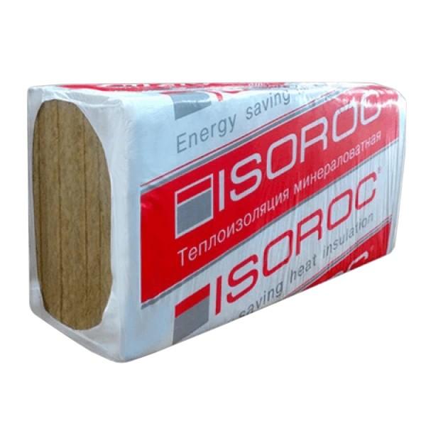 Базальтовая вата Isoroc Изолайт 1000х600х50 мм