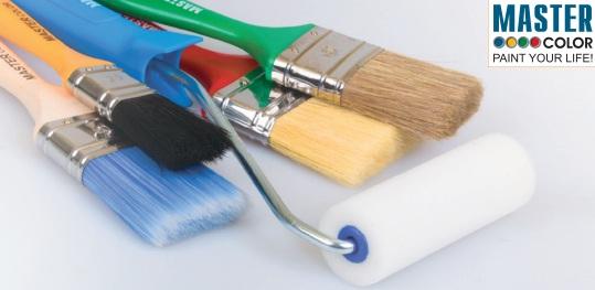 Кисть флейцевая Master Color 30-0203 50 мм
