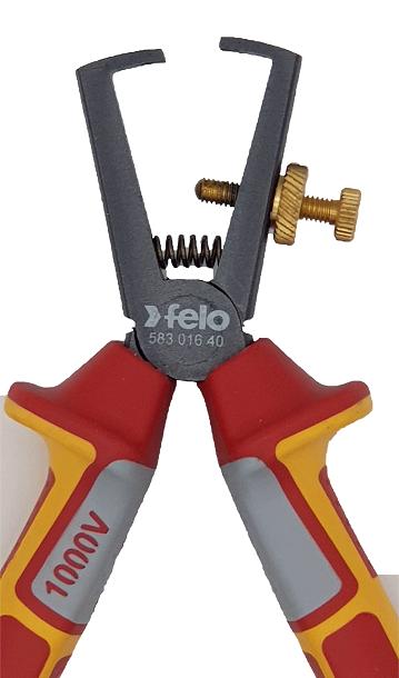 Инструмент диэлектрический для снятия изоляции Felo 160 мм