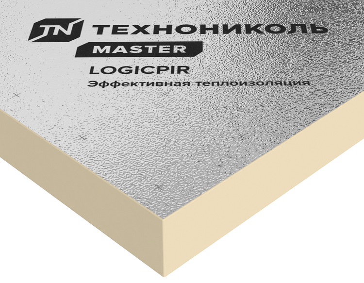 Теплоизоляция Технониколь Logicpir Балкон 1200х600х20 мм