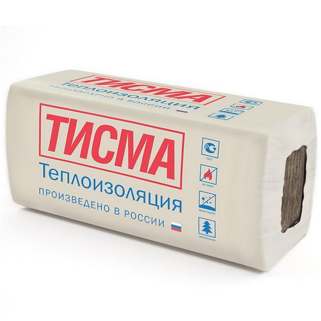 Теплоизоляция ТеплоKnauf Тисма для перекрытий S41MR плита 1200х600х150 мм