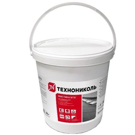 Праймер битумный эмульсионный Технониколь №04 пластиковое ведро 20 л