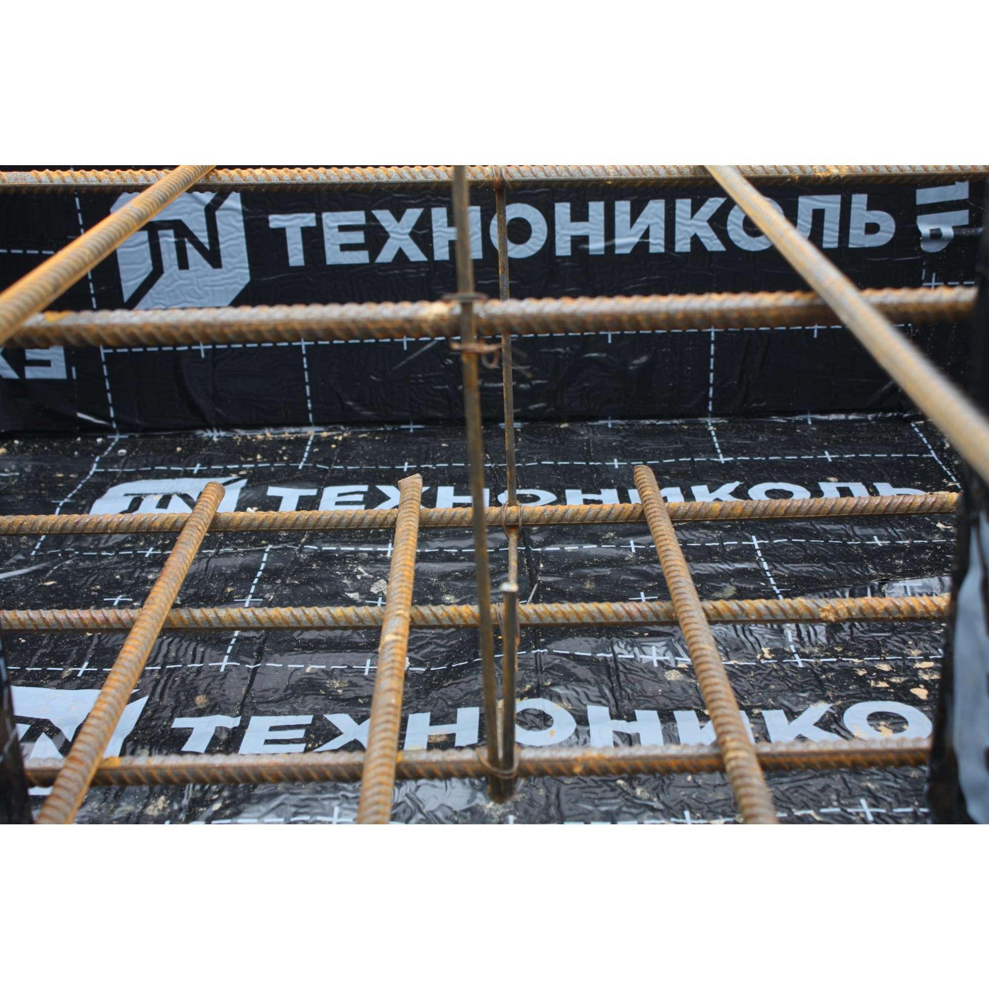 Гидроизоляция фундамента Технониколь 10х1 м