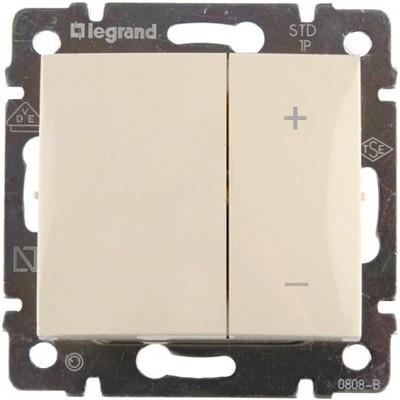 Механизм светорегулятора Legrand Valena 774162 400 Вт Слоновая кость