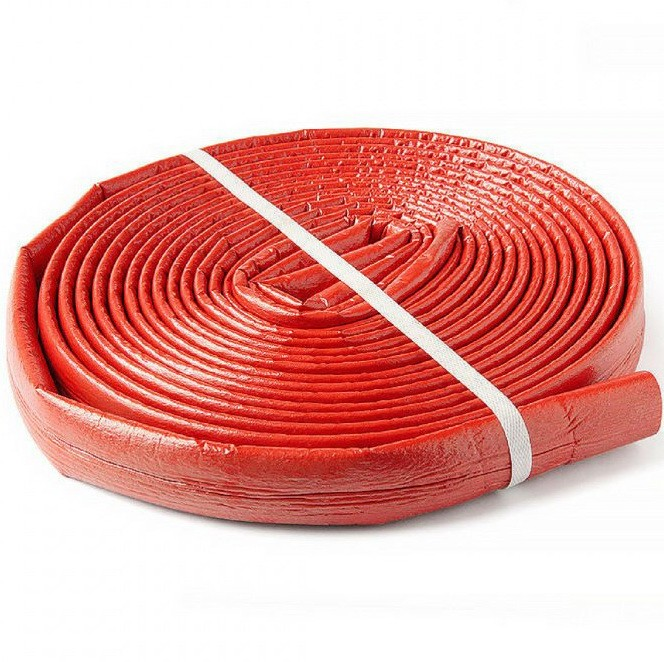 Теплоизоляция трубная Энергофлекс Super Protect красная 28х9х2000 мм