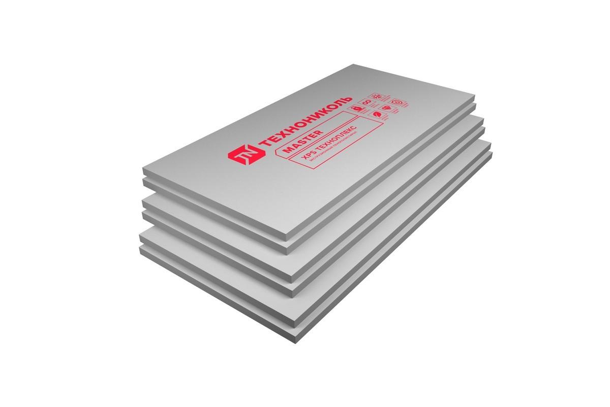 Теплоизоляция Технониколь Техноплекс 1180х580х40 мм