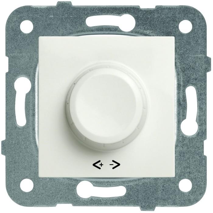Механизм светорегулятора Panasonic Karre Plus WKTT05252BG-RES поворотный кремовый 40-400W — характеристики