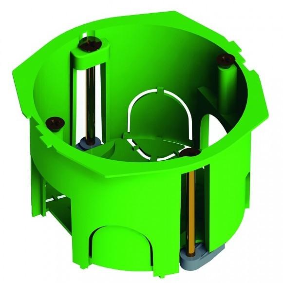Коробка установочная Hegel СП 68х40 для гипсокартона