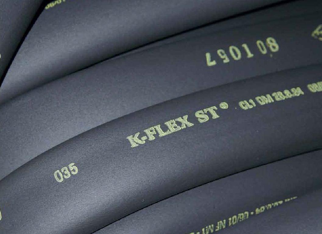 Теплоизоляция трубная K-Flex ST 6×6 мм 2 м