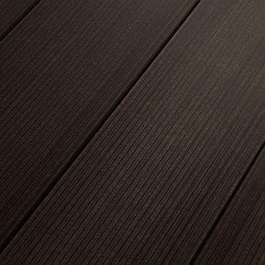Доска террасная Savewood Salix темно-коричневый 4м