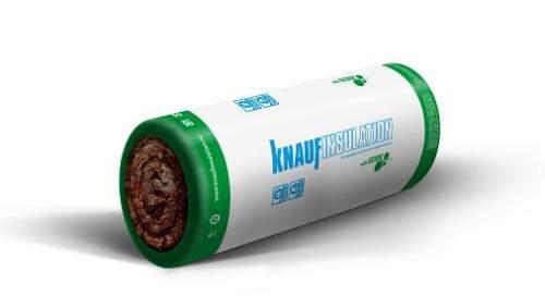 Теплоизоляция ТеплоKnauf Для кровли ТR 037 Aquastatik 6148х1220х50 мм