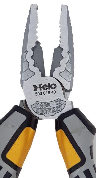 Плоскогубцы комбинированные Felo 180 мм