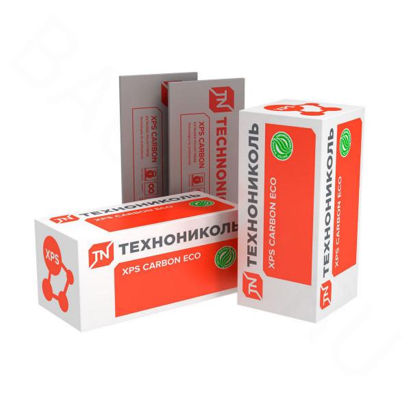 Теплоизоляция Технониколь Carbon Eco SP Light TB 2360х580х100 мм