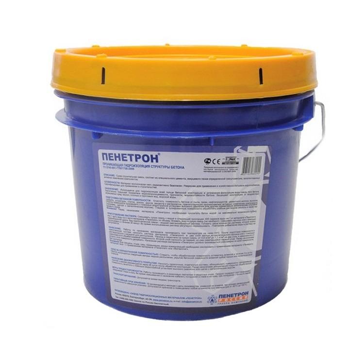 Смесь сухая Пенетрон для гидроизоляции бетонных поверхностей 5 кг