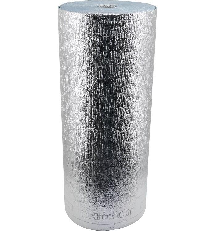 Вспененный полиэтилен Пенофол В-03 30000х1200х3 мм