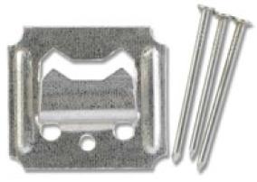 Крепеж для вагонки Tech-Krep 4 мм 45 шт