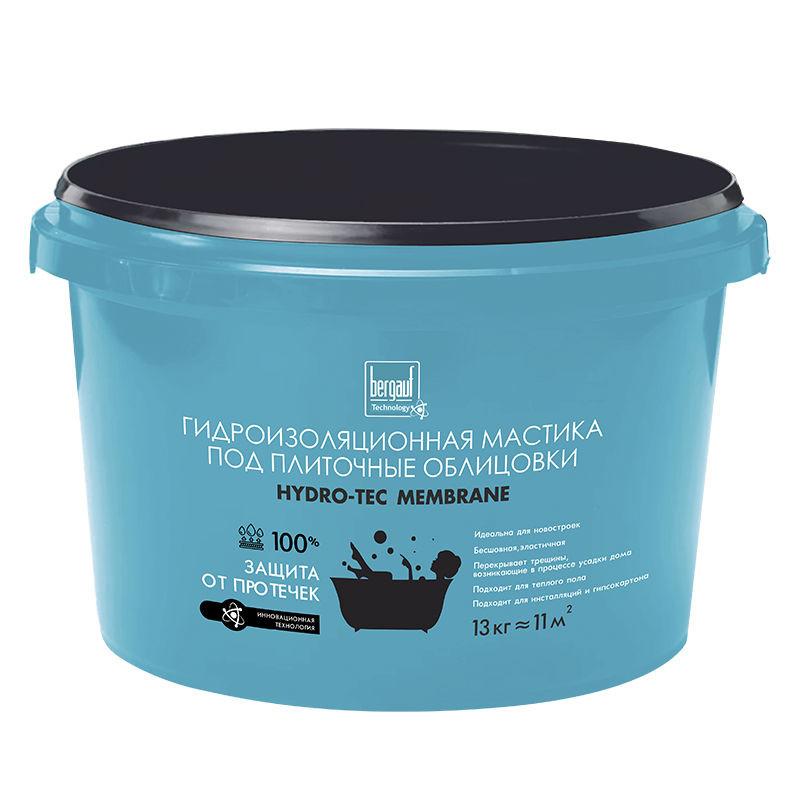 Гидроизоляция Bergauf Hydro-Tec Membrane 4 кг