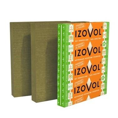 Теплоизоляция Izovol КВ-175 1200х1000х50 мм