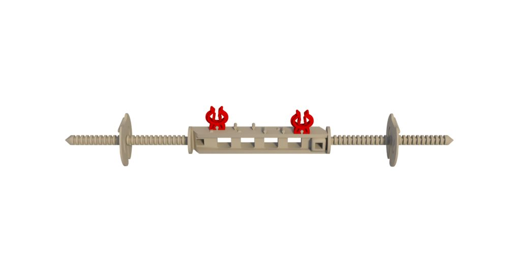 Удлинитель универсальной стяжки для несъемной опалубки Технониколь