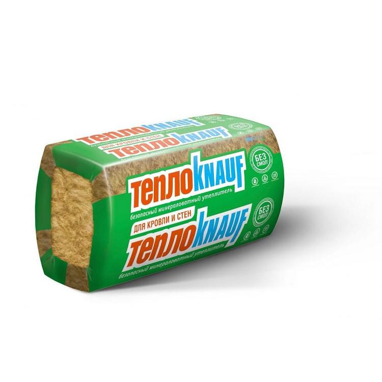Теплоизоляция ТеплоKnauf Для коттеджа Мини ТS 037 1000x610x50 мм