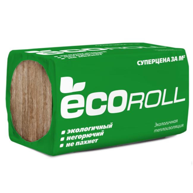 Теплоизоляция EcoRoll Плита 040 1230х610х50 мм