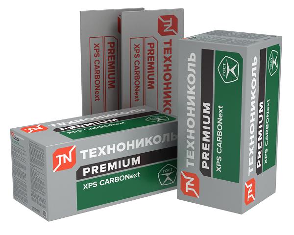 Теплоизоляция Технониколь Carbonext 400 RF 2380х580х80 мм